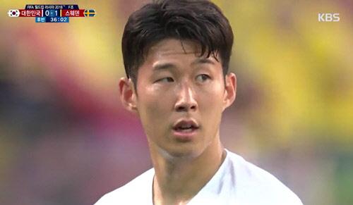 [월드컵] 한국, 스웨덴 `비디오판독 PK`에 아쉽게 0-1 패